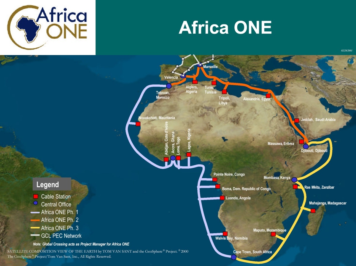 Maps – oAfrica Cable Internet Coverage Map on