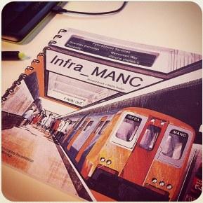 Infra_MANC catalogue