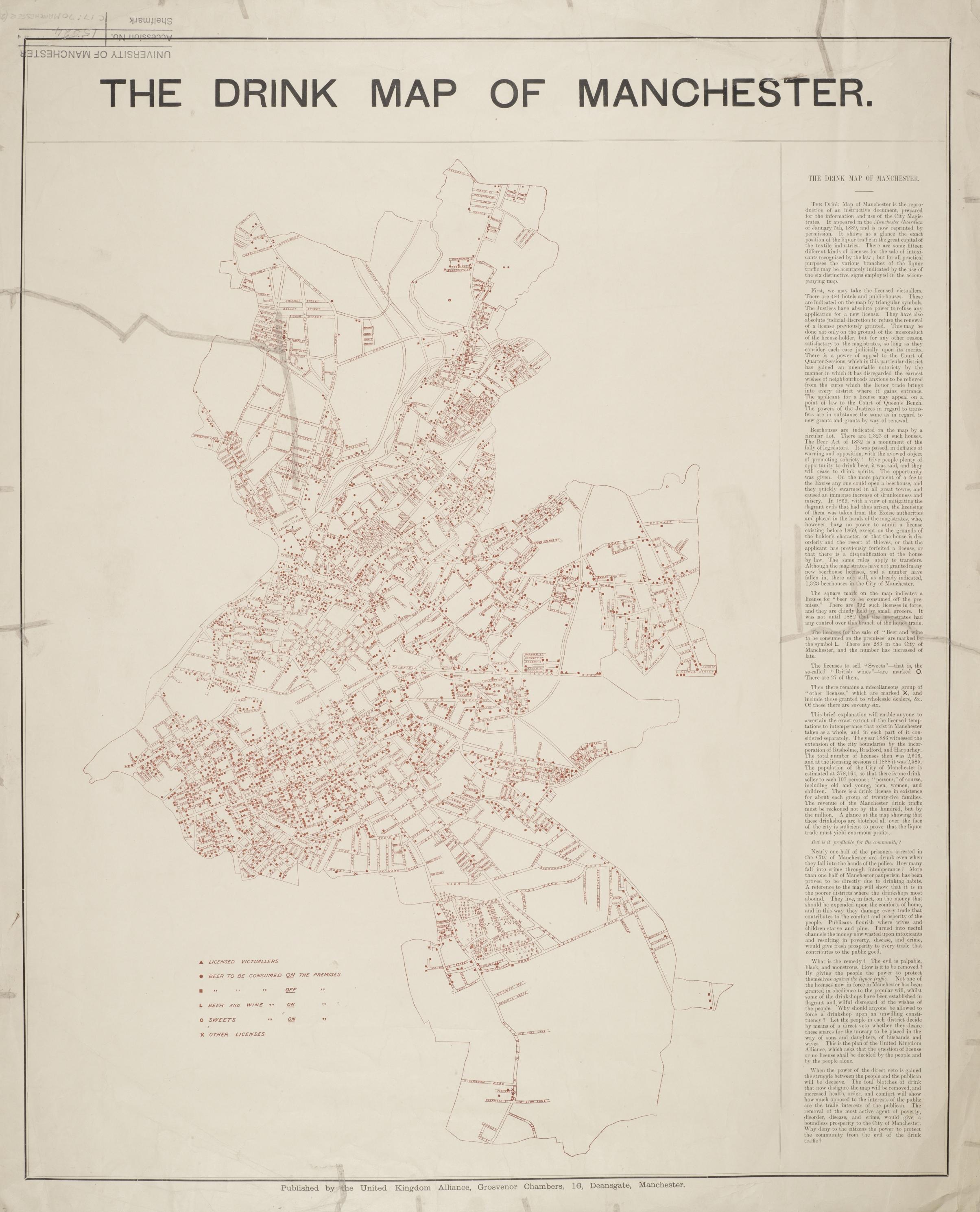 Mapping Manchester (UK) | MetaFilter