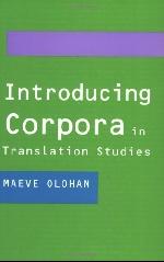 Introducing Corpora in Translation Studies Olohan2004